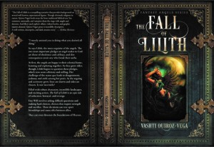 the fall of lilith book cover